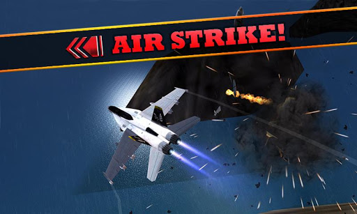 Jet Fighter Flight Simulator  screenshots 4