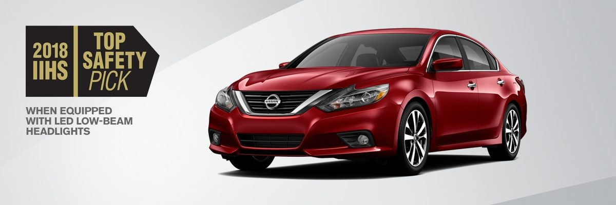 The 2018 Nissan Altima | Port City Nissan