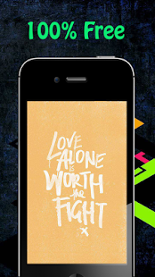 Love Quote Wallpapers - náhled
