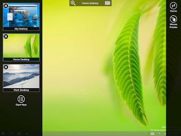Microsoft Remote Desktop Screenshot 4