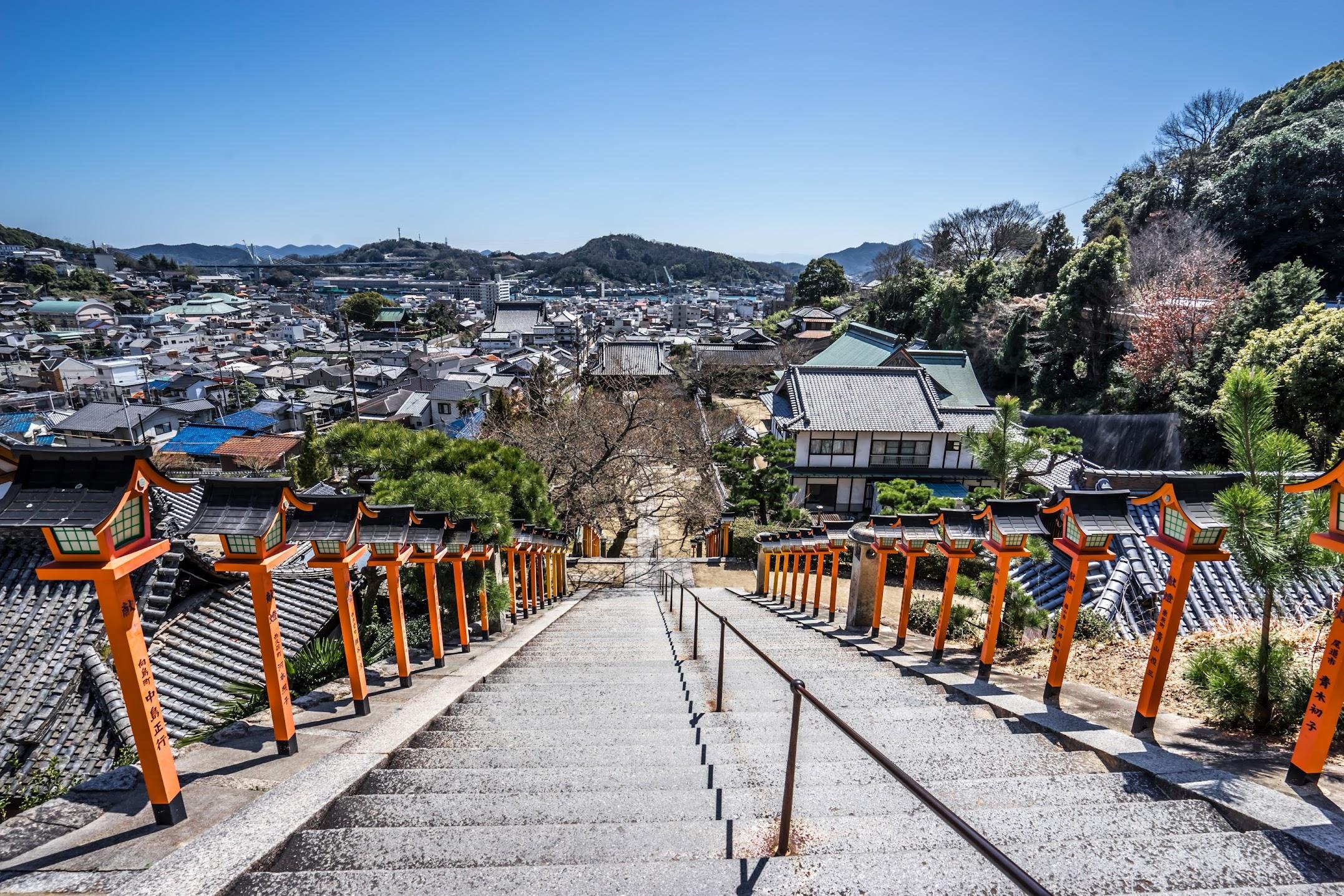 尾道 西國寺3
