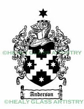 Photo: Anderson Family Crest Anderson Coat of Arms