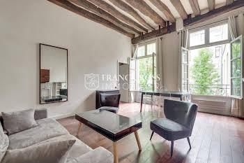 Appartement meublé 2 pièces 47,36 m2