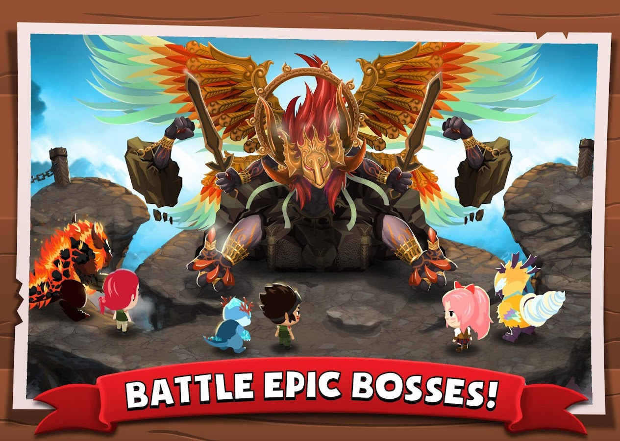 Battle Camp - Monster Catching- screenshot