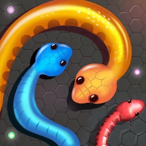 3D Snake.io 2019 Icon