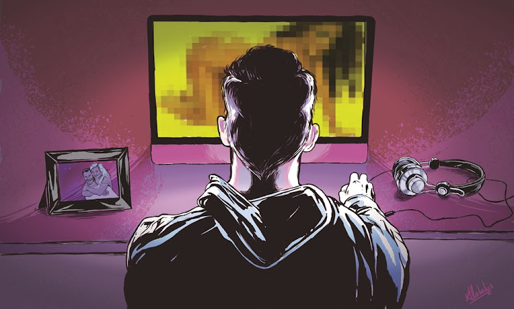 Some online forums and websites are aiming to help men give up their online porn addictions.