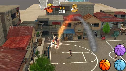 バスケットボールスラムダンクストリート