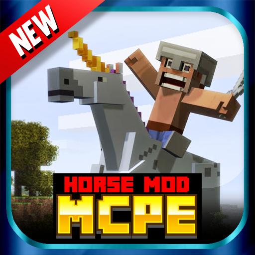 馬のMODについてMCPE` 娛樂 App LOGO-APP開箱王
