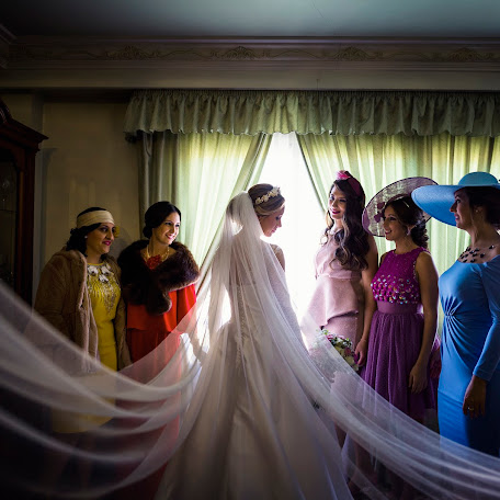 Fotógrafo de bodas Sensio Duart (sdimatge). Foto del 21.11.2018