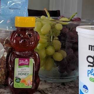 Healthy Grape Salad Recipe (with True Goodness by Meijer)