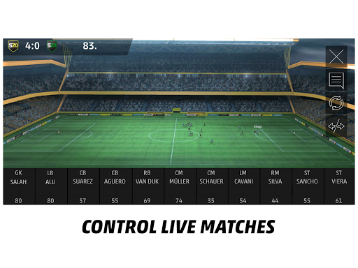 SEASON 20 Pro Football Manager 3.4.4 screenshots 14
