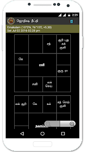 Astrology in Tamil Jyothisham - náhled