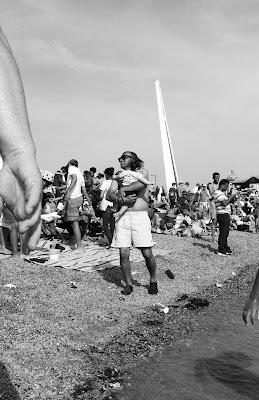 at the beach  di giacfanciullacci