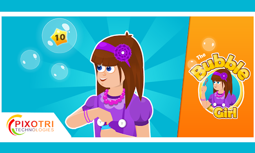 Bubble Girl- screenshot thumbnail