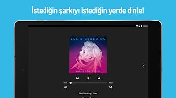 Screenshot of Turkcell Müzik