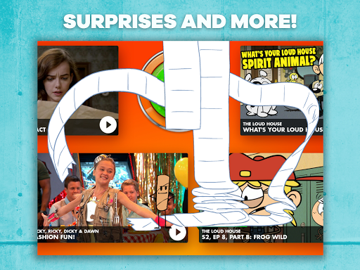 Nickelodeon Play: Watch TV Shows, Episodes & Video screenshot 10