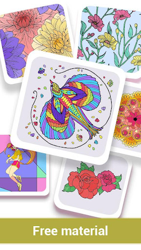 Color.ly - Number Draw, Color by Number  Wallpaper 21