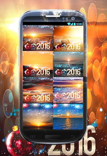 Sun Rise new year wallpaper