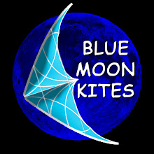 Photo: Ken McNeill asked people to submit a design for a new logo. I submitted this as I felt a Blue Moon should be full.