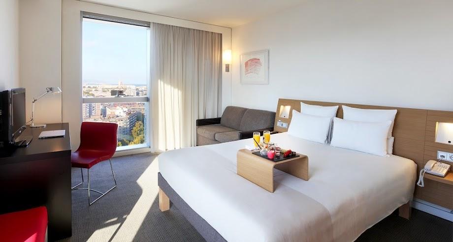 Foto Hotel Novotel Barcelona City 2