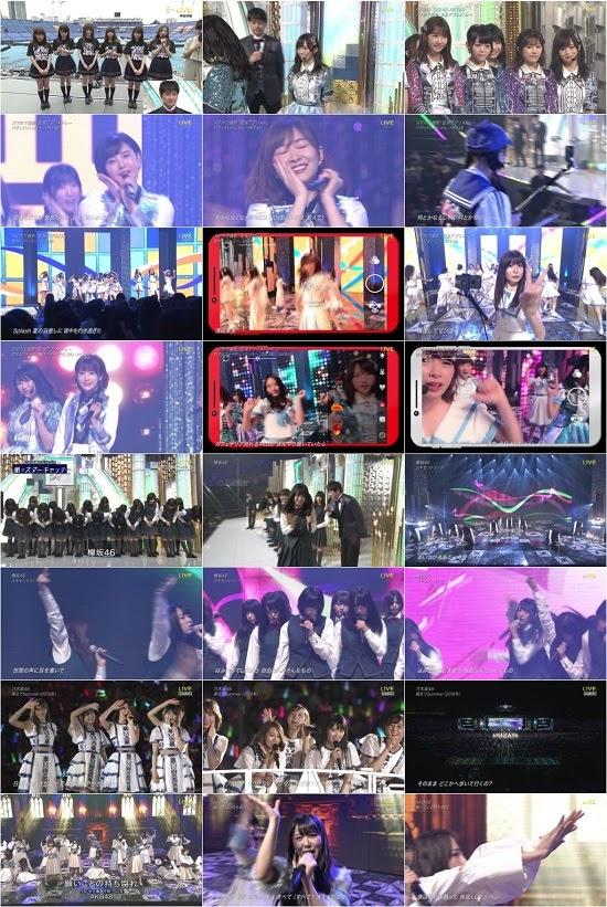 (TV-Music)(1080i) AKB48G 46G – THE MUSIC DAY 170701