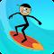 Stickman Surfer file APK Free for PC, smart TV Download