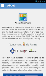 MobiPalma- screenshot thumbnail