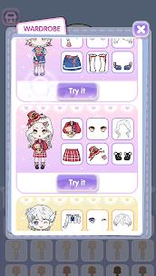 Vlinder Doll — Dress up Games Mod Apk (Free Shopping) 5