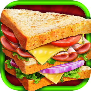 Lunch Food: Sandwich Maker for PC and MAC