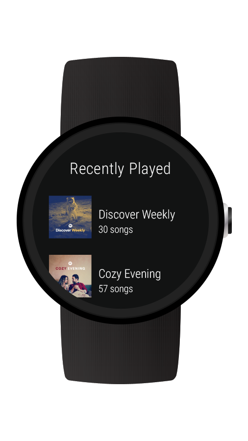 Spotify Music – screenshot