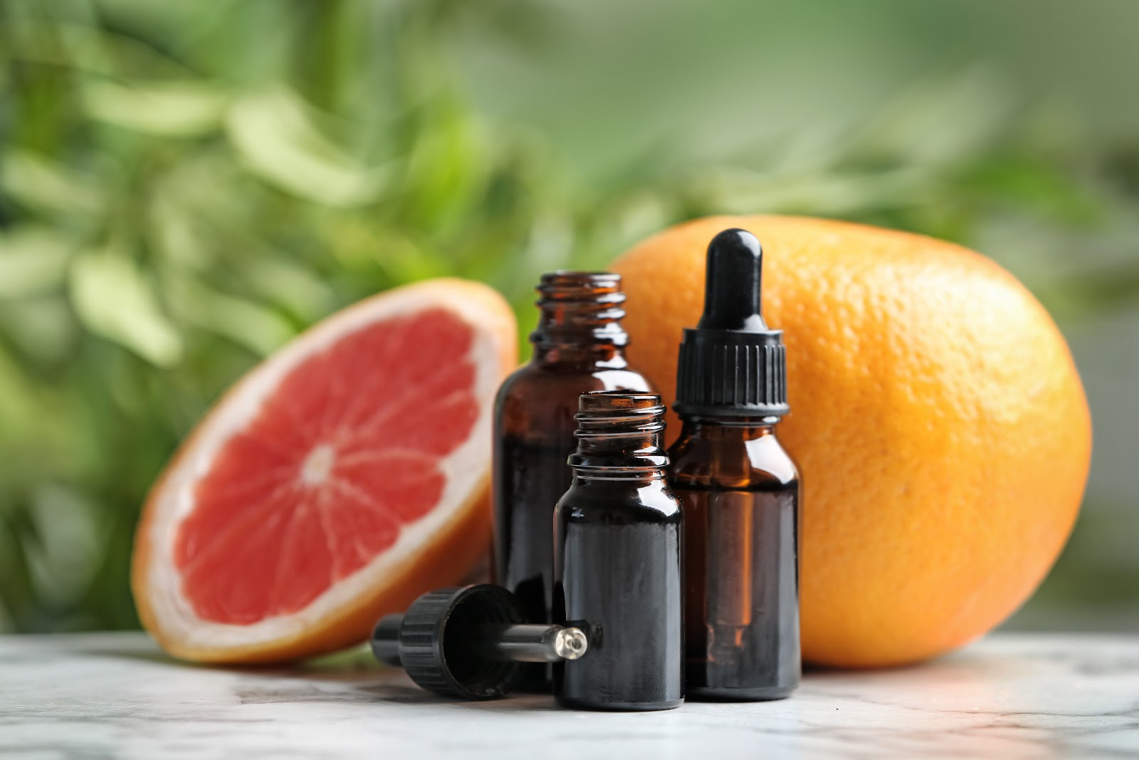 Essential oils for mind and body