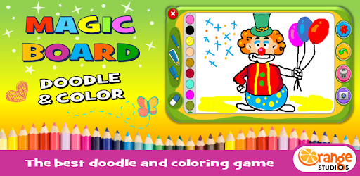 Magic Board - Doodle & Color - Apps on Google Play