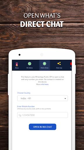 Status Saver - Whats Status Video Download App 2.0.10 screenshots 5