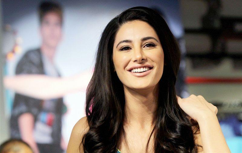 Nargis Fakhri smile