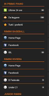 NEWS Rimini Baseball - náhled