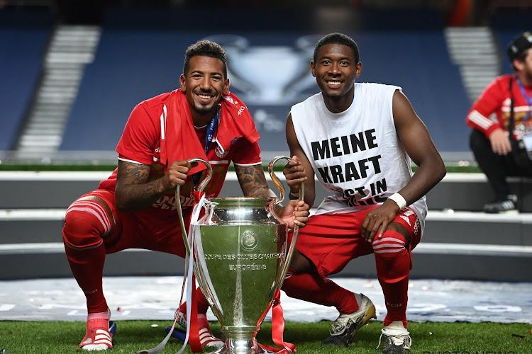 Legende aan de deur gezet bij Bayern München