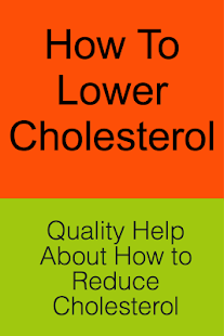 How To Lower Cholesterol- screenshot thumbnail