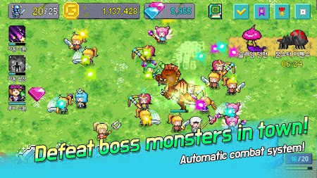 Hero Evolution APK screenshot thumbnail 13