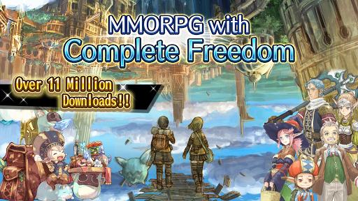 RPG Toram Online - MMORPG 3.3.31 Screenshots 1