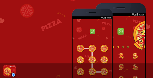 隐私卫士主题 - 红披萨
