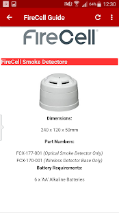 EMS FIRECELL GUIDE- screenshot thumbnail