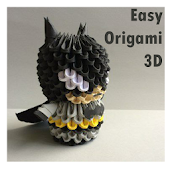 Easy Origami 3D