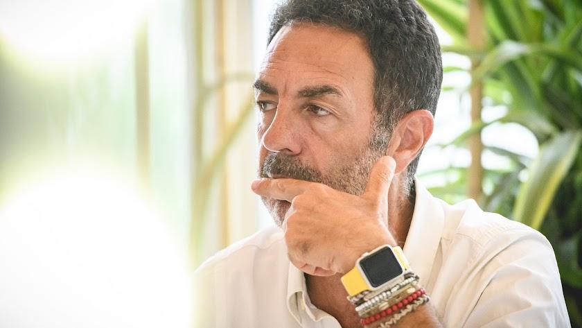 Miguel Lorente, en una imagen de archivo de una entrevista anterior con La Voz