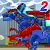 Dino Robot- Tyranno + Tricera2 file APK for Gaming PC/PS3/PS4 Smart TV