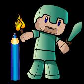 Draw Chibi Style Minekraft