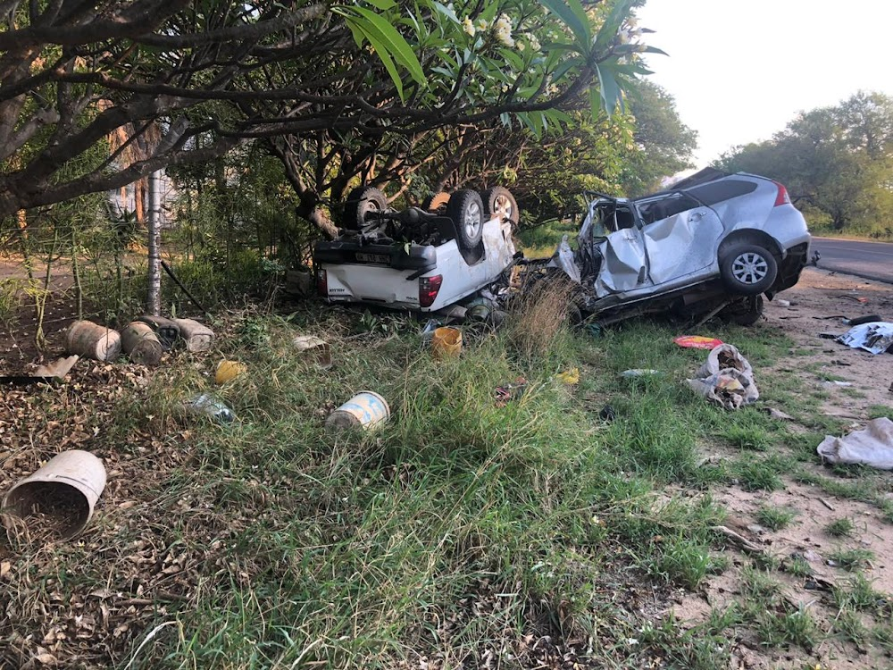 Head-on crash kills nine, endangered species unit called to scene - SowetanLIVE