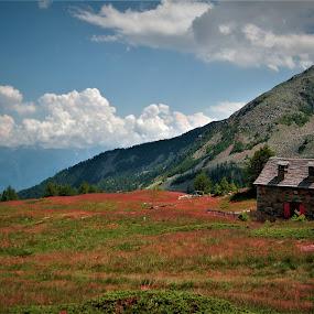by Sara Verdini - Landscapes Mountains & Hills