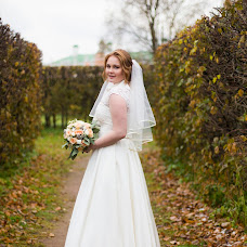 Wedding photographer Anna Palkina (aniya4you). Photo of 23.11.2017