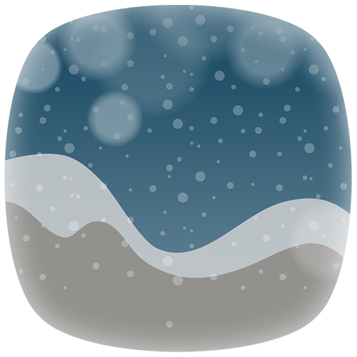 Christmas weather theme pack