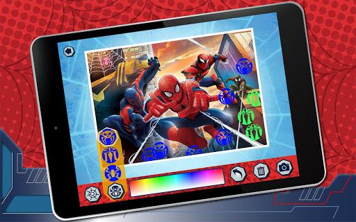 Puzzle App Spiderman 1.2 screenshots 5